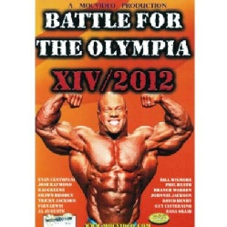Battle for the Olympia 2012: Bodybuilding Competition (DVD)