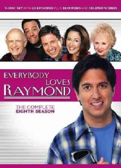 Everybody Loves Raymond - Season 8 (DVD)