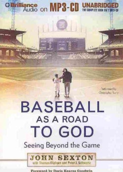 Baseball As a Road to God: Seeing Beyond the Game (CD-Audio)