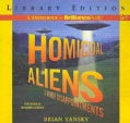 Homicidal Aliens & Other Disappointments: Library Edition (CD-Audio)
