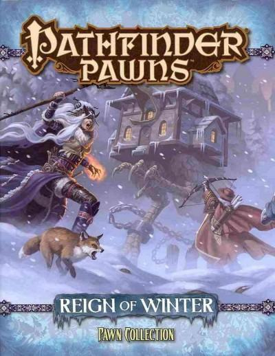 Reign of Winter Pawn Collection (Hardcover)