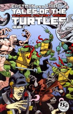 Tales of the Teenage Mutant Ninja Turtles 3 (Paperback)