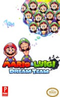 Mario & Luigi Dream Team: Prima Official Game Guide (Paperback)