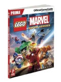 Lego Marvel Super Heroes: Prima Official Game Guide (Paperback)