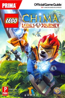Lego Legends of Chima: Laval's Journey: Prima Official Game Guide