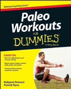 Paleo Workouts for Dummies (Paperback)