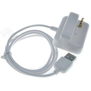 4XEM iPod Shuffle Sync and Charge Docking Station 1G/2G
