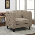 Dune Side-tufted Club Chair