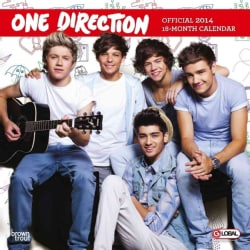 One Direction 2014 Calendar: 18 Month (Calendar)