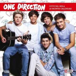 One Direction 2014 Calendar: 18 Month (Calendar)