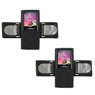 iHip iPod Nano 4 Arm Band (Pack of 2)
