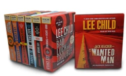 Lee Child Audiobook Bundle: Bad Luck and Trouble/ Gone Tomorrow/ 61 Hours/ Worth Dying For/ The Affair/ Nothing to... (CD-Audio)