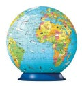 Children's Globe (With Info-booklet): 270 Piece 3d (Other merchandise)