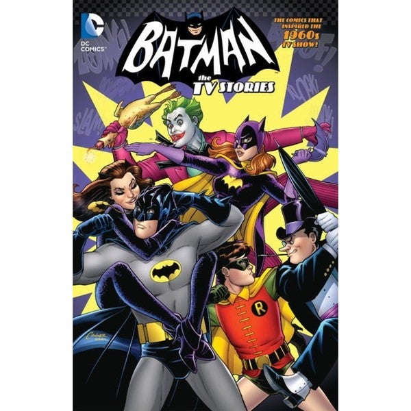 Batman: The TV Stories (Paperback) 11088410