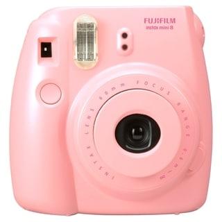 Fujifilm Instax Mini 8 Camera - Pink