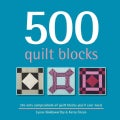 500 Quilt Blocks: The Only Compendium of Quilt Blocks You'll Ever Need (Hardcover)