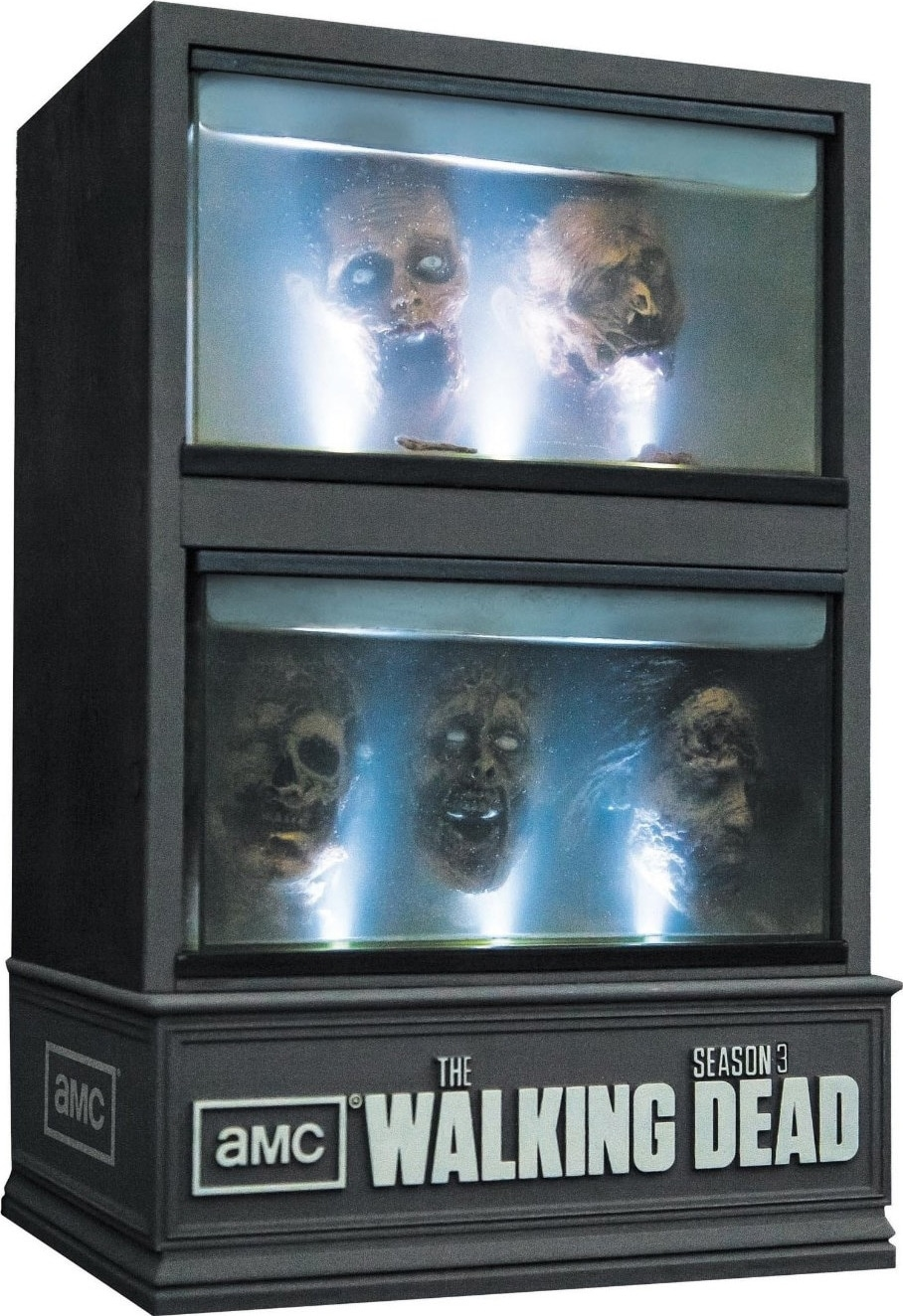 The Walking Dead Season 3 (Limited Edition) (Blu-ray Disc)