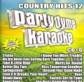 Various - Party Tyme Karaoke: Country Hits 12