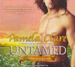 Untamed: Library Edition (CD-Audio)