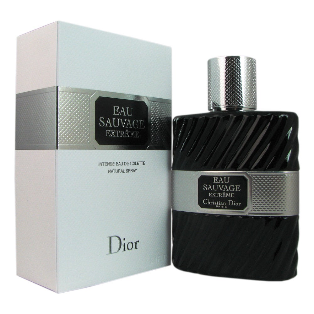Christian Dior Dior 'Eau Sauvage Extreme' Men's 3.4-ounce Intense Eau de Toilette Spray at Sears.com