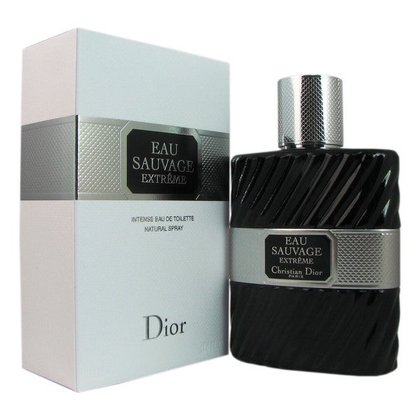 Dior Eau Sauvage Extreme Men's 3.4-ounce Intense Eau de Toilette Spray
