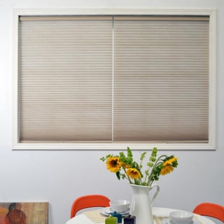Chicology Whisper Almond Cordless Cellular Window Shade