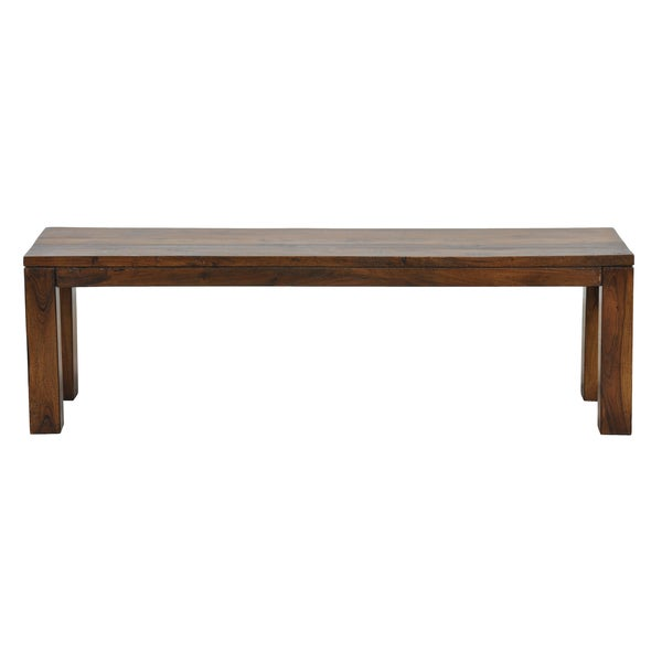 Kosas Home Hamshire 60 Inch Wood Bench 15352510 Shopping Great Deals On
