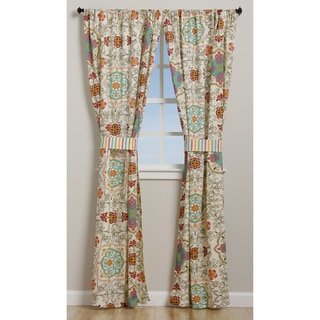 Esprit Spice 84-inch Curtain Panel Pair