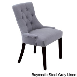 Baycastlet Button-tufted Dining Chairs (Set of 2)