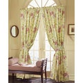 Coute Couture Spring Terrace 86-inch Curtain Panel Pair