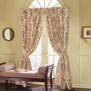 Rose Tree Lyon Curtain Panel Pair
