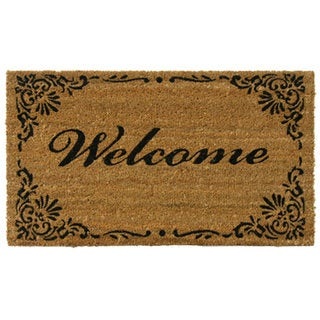 Rubber-Cal Classic American Welcome Mat (18 x 30)