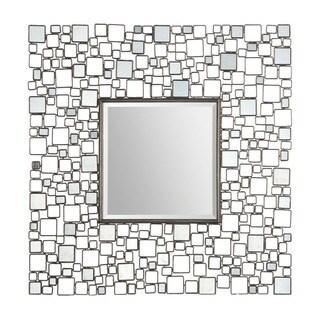 Ren Wil 'Opie' Geometric Squares Mirror