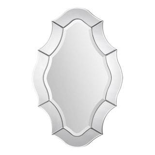 Leonardo Rhombic Beveled Mirror