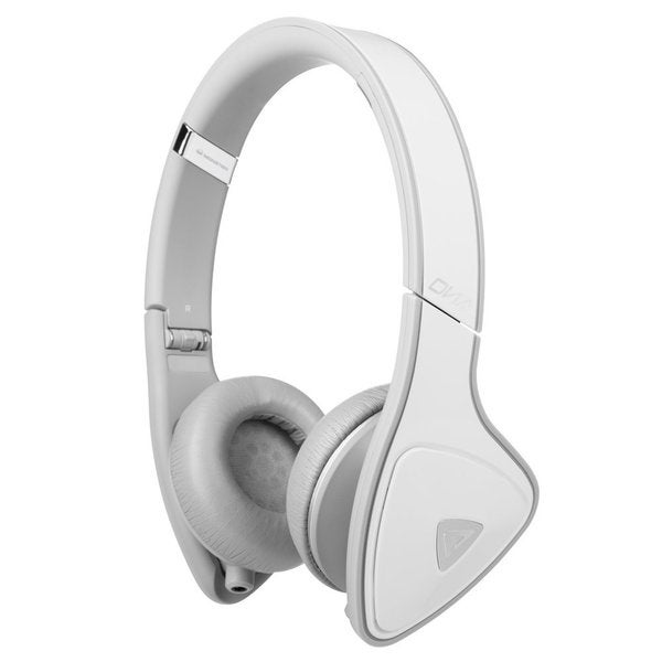 Monster DNA On-Ear White Grey Headphones