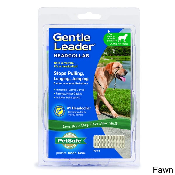 Premier Gentle Leader Quick Release Large Head Collar