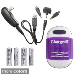 Digital Treasures ChargeIt! Portable Power Pack