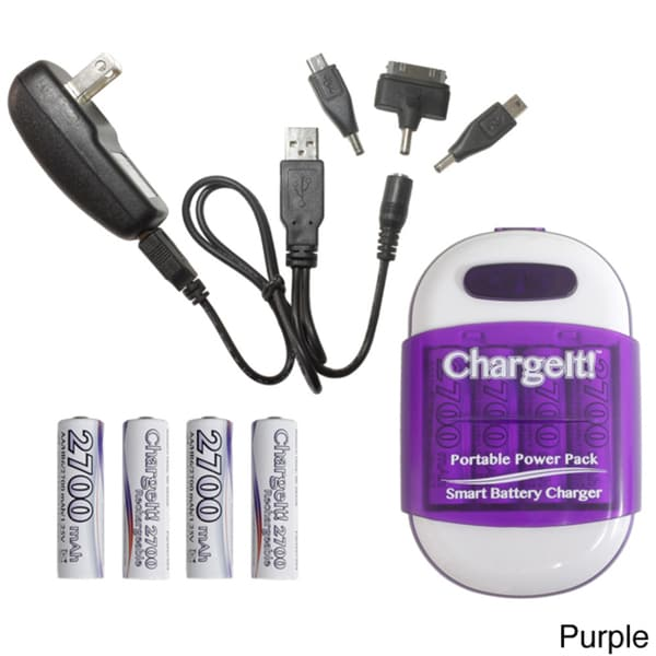 Digital Treasures ChargeIt! Portable Power Pack 11094779