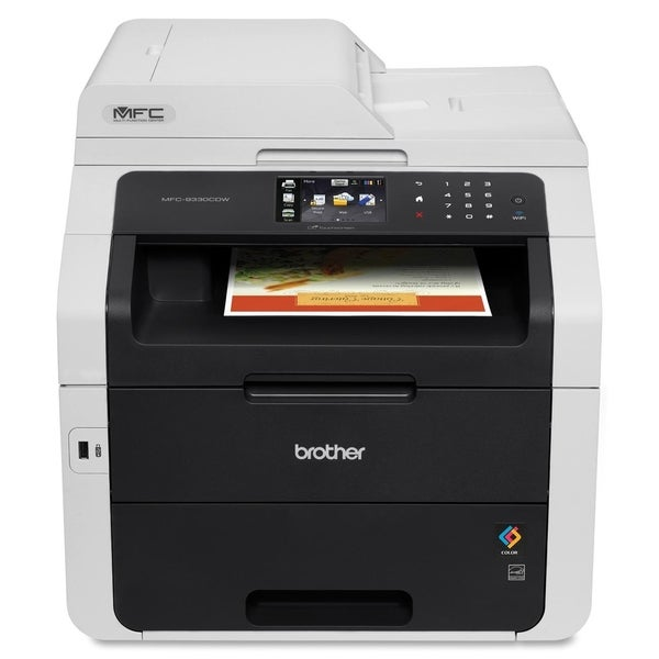Brother MFC-9330CDW LED Multifunction Printer - Color - Plain Paper P
