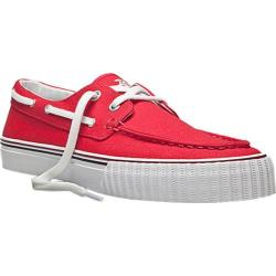 PF Flyers Dionas Canvas Red Canvas