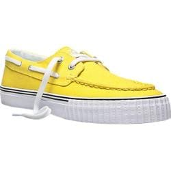 PF Flyers Dionas Canvas Yellow Canvas