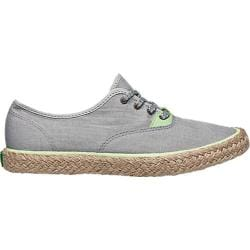 Women's PF Flyers Windjammer II Canvas Silver Canvas