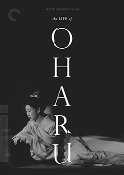 The Life of Oharu - Criterion Collection (DVD)