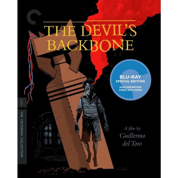 The Devil's Backbone (Blu-ray Disc) 11096768