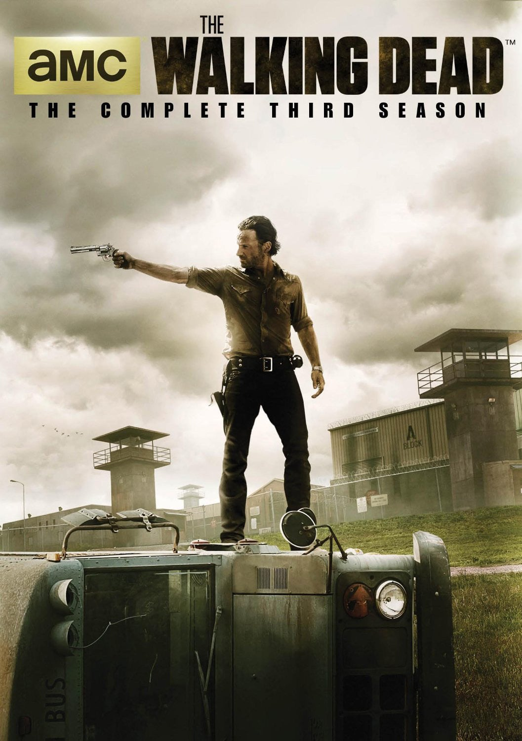The Walking Dead: Season 3 (DVD)