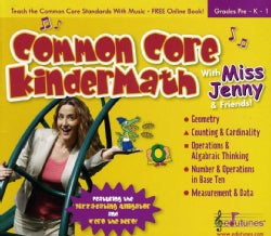 Miss Jenny - Common Core Kinder Math with Miss Jenny & Friends