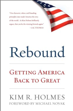 Rebound: Getting America Back to Great (Hardcover)