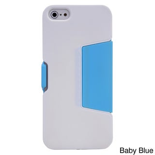Kroo Apple iPhone 5 Flash Case with Kickstand