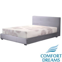 Comfort Dreams Lifestyle Collection Neck and Shoulder Support 10-inch Queen-size Mattress