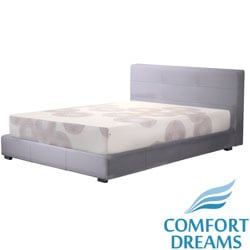 Comfort Dreams Lifestyle Collection Neck and Shoulder Support 10-inch King-size Mattress
